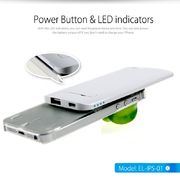 Smart power case EL-IP5-01